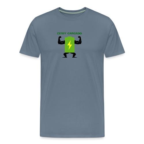 Batería cargada - Camiseta premium hombre