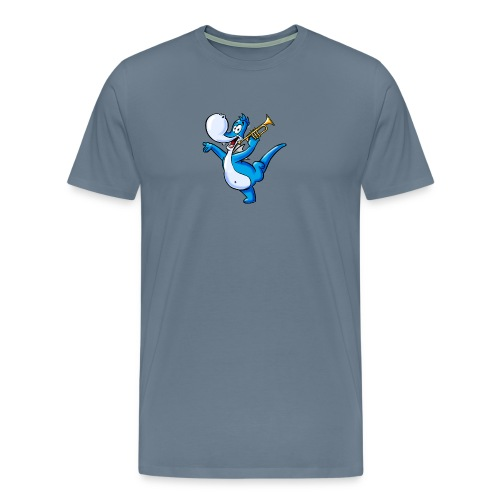 Gasolinopdf png - Männer Premium T-Shirt