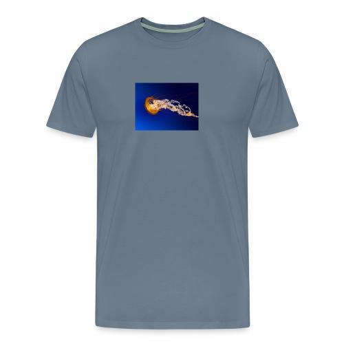 Jellyfish - Maglietta Premium da uomo