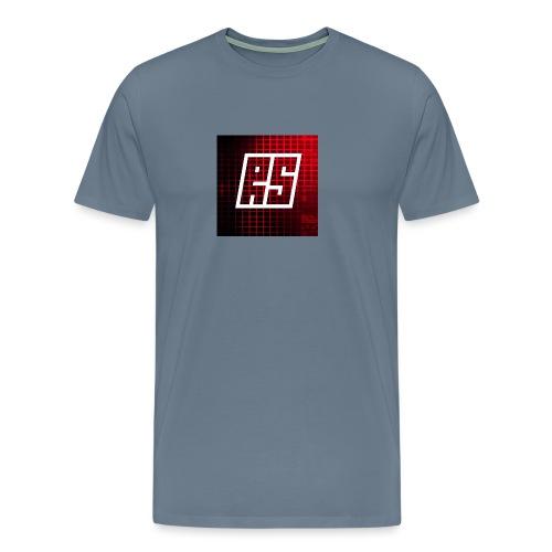 CoolRifqyLogo - Men's Premium T-Shirt