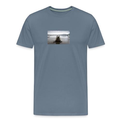 Sel - Premium T-skjorte for menn