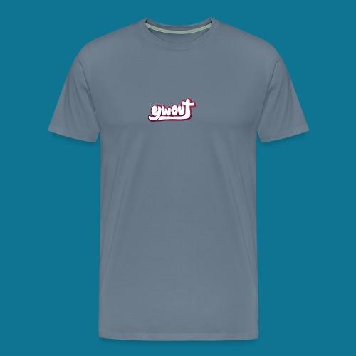 T-shirt (tienermaten) - Mannen Premium T-shirt