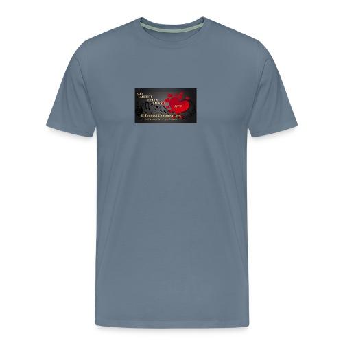 Gli_Artisti_della_Musica-iloveimg-resized - Maglietta Premium da uomo
