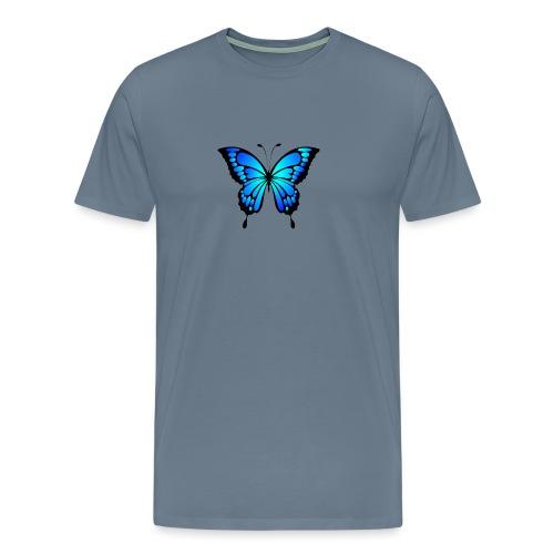 Mariposa - Camiseta premium hombre
