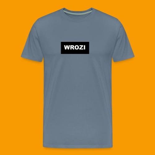 WROZI hat - Men's Premium T-Shirt