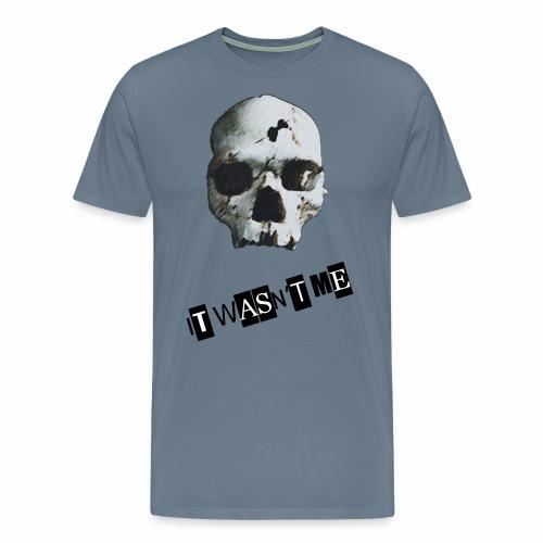 jr murder free2 png - Herre premium T-shirt