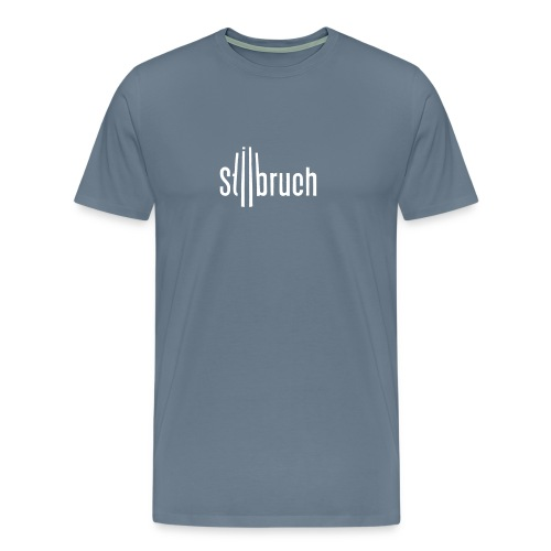 stilbruch - Männer Premium T-Shirt