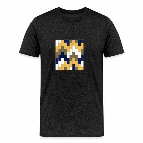 ONT WAY SUBWAY - Men's Premium T-Shirt