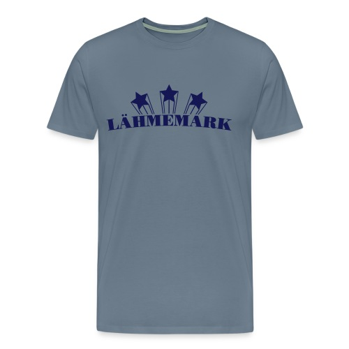 laehmemark2012 - Männer Premium T-Shirt