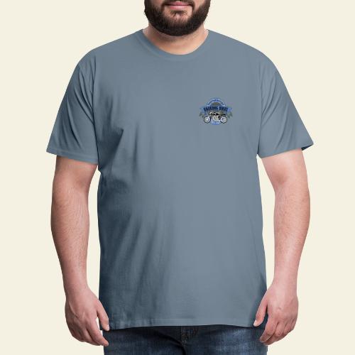 raredog bikes - Herre premium T-shirt