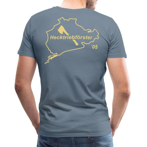 Hecktriebförster 05 - Männer Premium T-Shirt