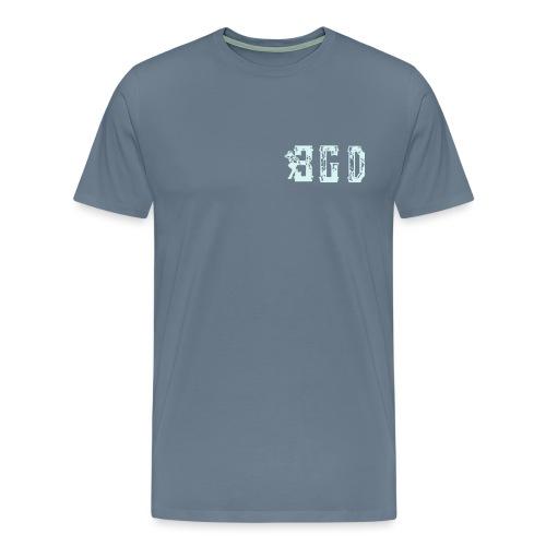 Logo_3_G_D_ok - Maglietta Premium da uomo