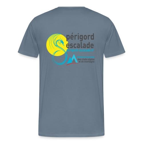 Périgord Escalade - T-shirt Premium Homme
