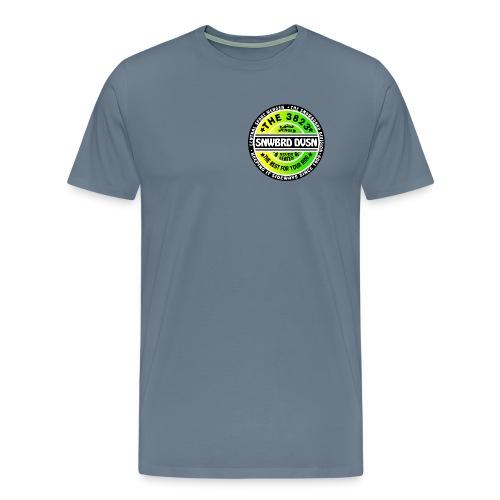 newwaxlogo2 copy copy png - Men's Premium T-Shirt
