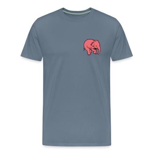DT olifant - Mannen Premium T-shirt