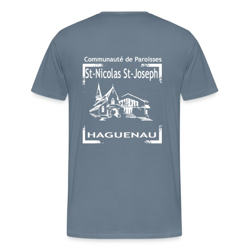 paroisseslogo3_copie - T-shirt Premium Homme