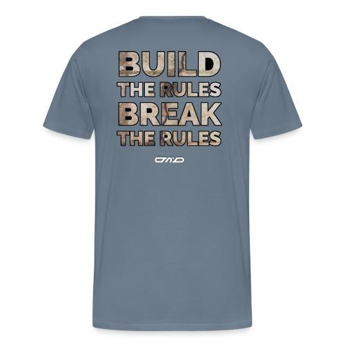 Rules Shirt - Männer Premium T-Shirt
