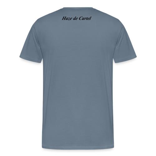 Haze logo3 - Männer Premium T-Shirt