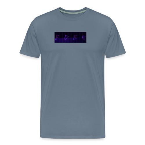 bogo eden violet jpg - T-shirt Premium Homme