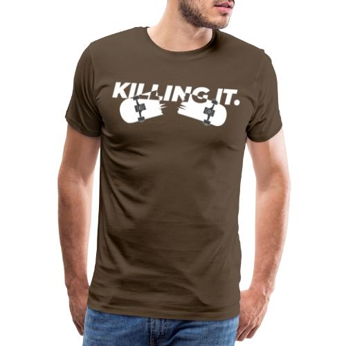 KILLING IT - Maglietta Premium da uomo