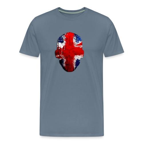 Borg Robot Cap - Men's Premium T-Shirt