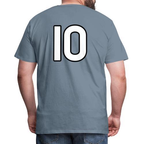 Bolinder-Munktell - Premium-T-shirt herr