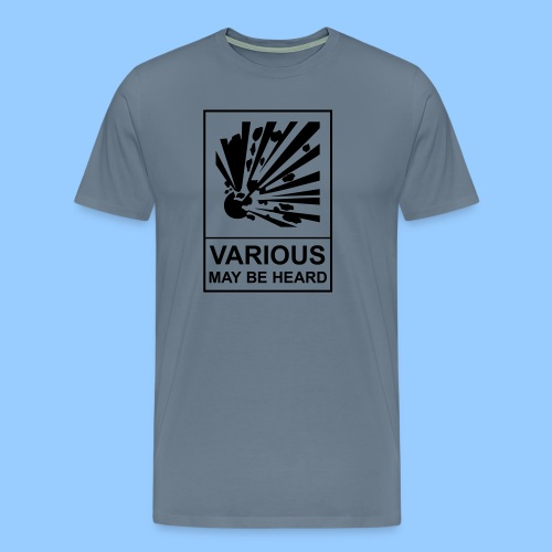 VariousExplosions (1 colour) - Men's Premium T-Shirt