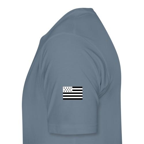 Impression recto/verso/manche - T-shirt Premium Homme