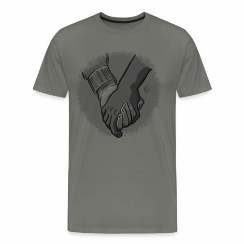 Coraggio - Maglietta Premium da uomo