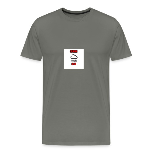 JRMTECH23 icon - Men's Premium T-Shirt