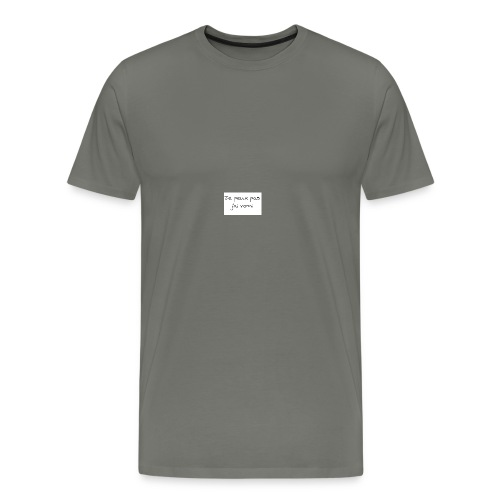 jaivomi - T-shirt Premium Homme