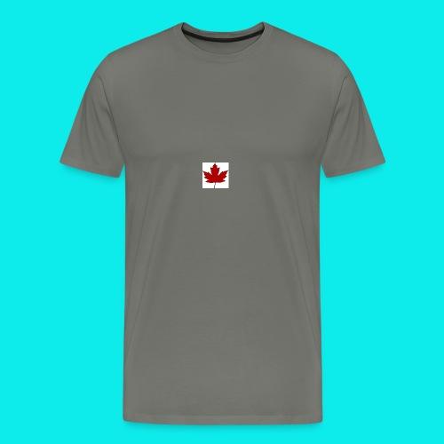 ahornblatt - Männer Premium T-Shirt