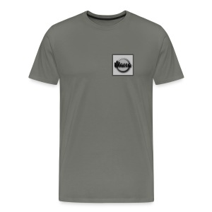 YouTube Channel Logo - Men's Premium T-Shirt