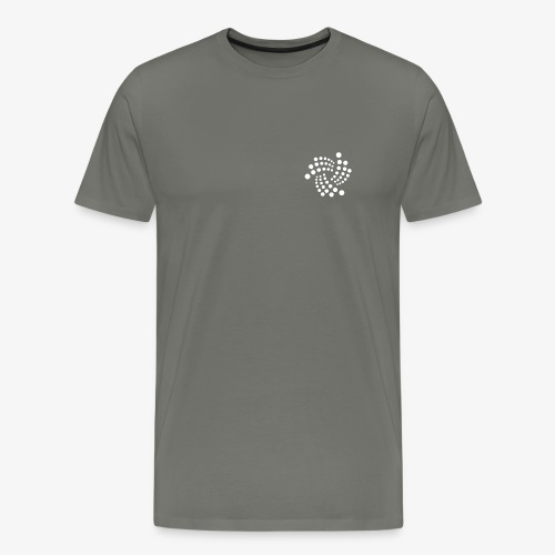 IOTA W - Mannen Premium T-shirt