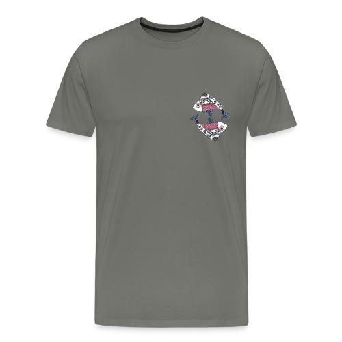 Pisces - Men's Premium T-Shirt