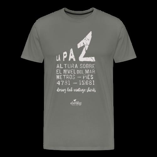 lapaz - Maglietta Premium da uomo