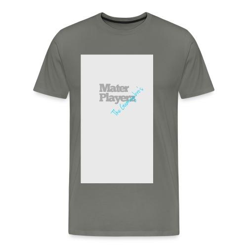 Mater Merch - Männer Premium T-Shirt