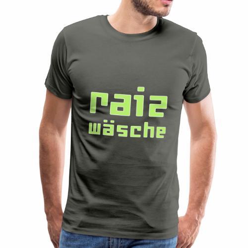 raizwaesche - Männer Premium T-Shirt