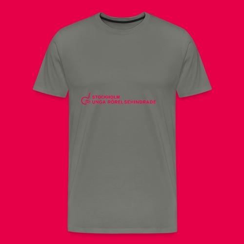 ungarh_STHLM - Premium-T-shirt herr
