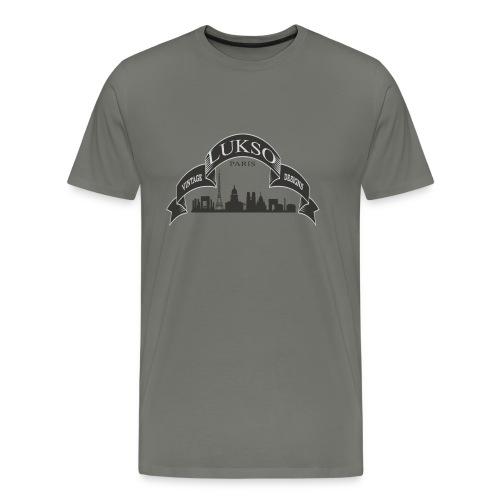 LUKSO - Camiseta premium hombre