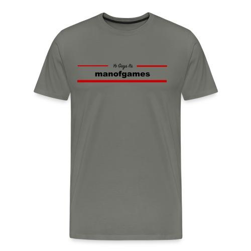 Yo Guys Its Mano Merch - Men's Premium T-Shirt