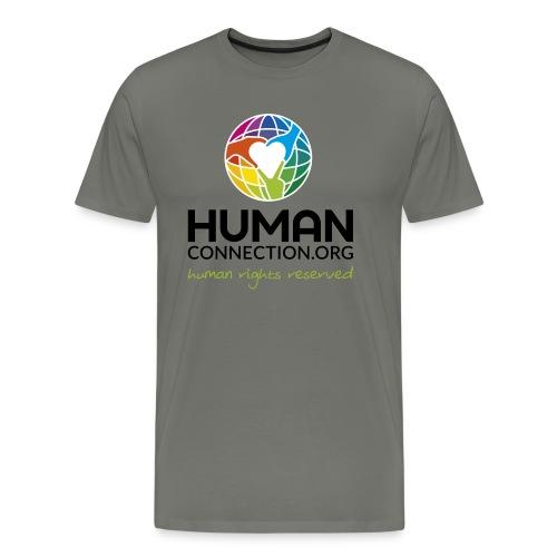human rights reserved - Männer Premium T-Shirt