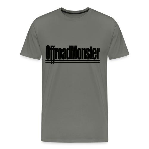 Black Edition - OffroadMonster - Männer Premium T-Shirt