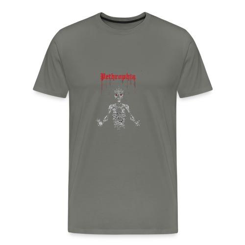 Pethrophia Skeleton - Men's Premium T-Shirt