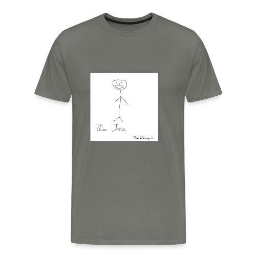 La Joie - T-shirt Premium Homme