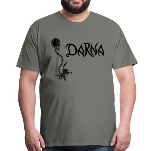 Artículos con logotipo y texto en Negro - Camiseta premium hombre