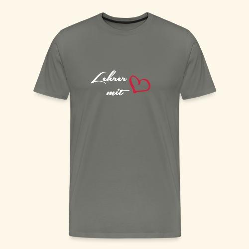 Lehrer - Männer Premium T-Shirt