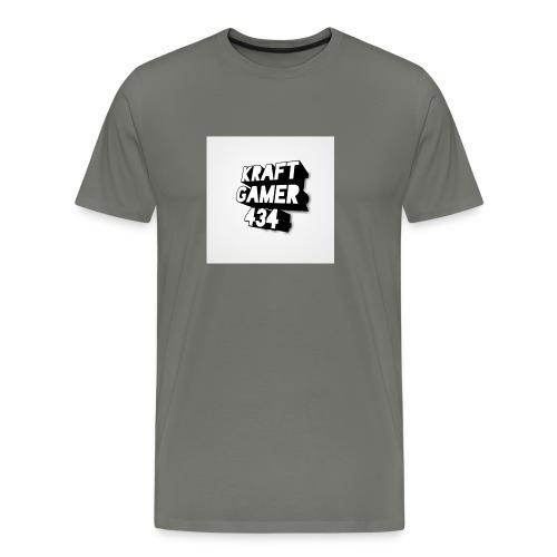 KraftGamer 434 - Männer Premium T-Shirt