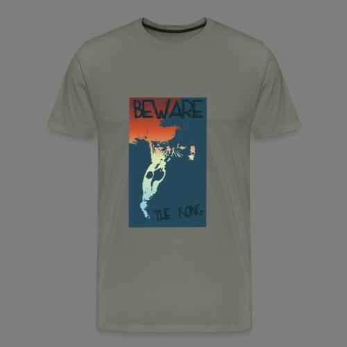 BEWARE THE KONG - T-shirt Premium Homme