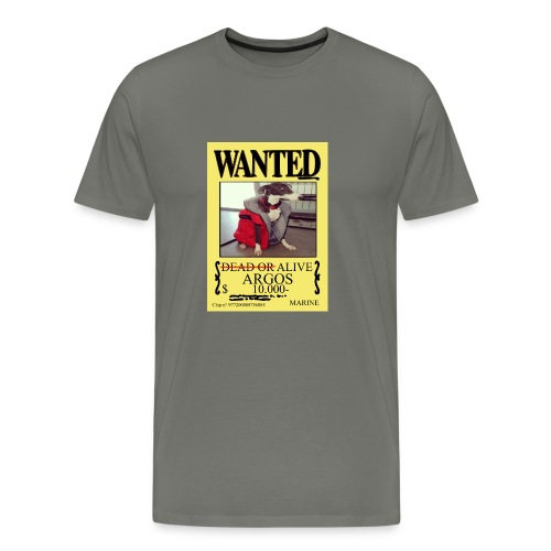 #dóndeestáargos ARGOS ver.wanted - Camiseta premium hombre